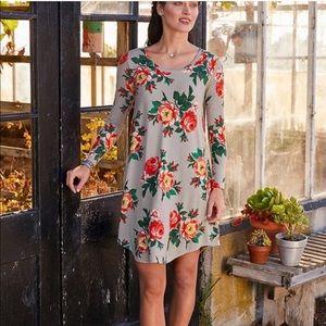 Matilda Jane Say I'm a Dreamer Floral Dress xxl